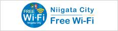 Niigata City Free Wifi